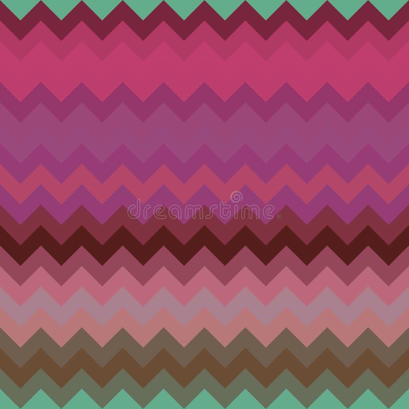Chevron pattern background zigzag geometric, wallpaper design vector illustration