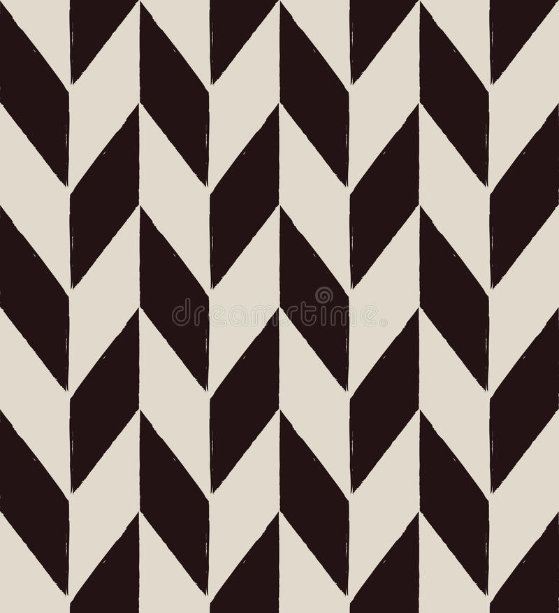 Chevron pattern royalty free stock image