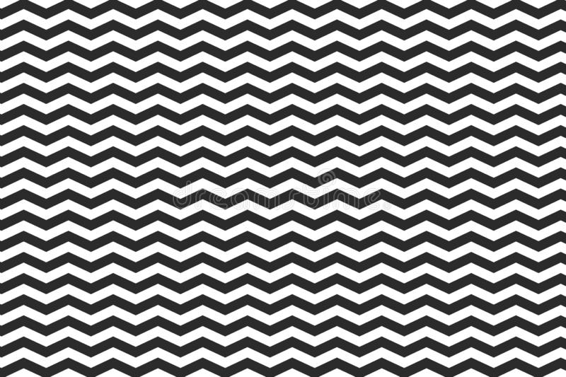 Chevron seamless pattern background. Illustration design. Lines, art, abstract, new, print, fabric, style, creative, concept, popular, graphic, silhouette royalty free illustration