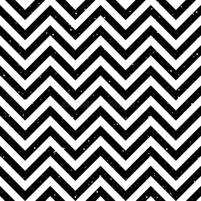 Chevron seamless pattern vector stock illustration
