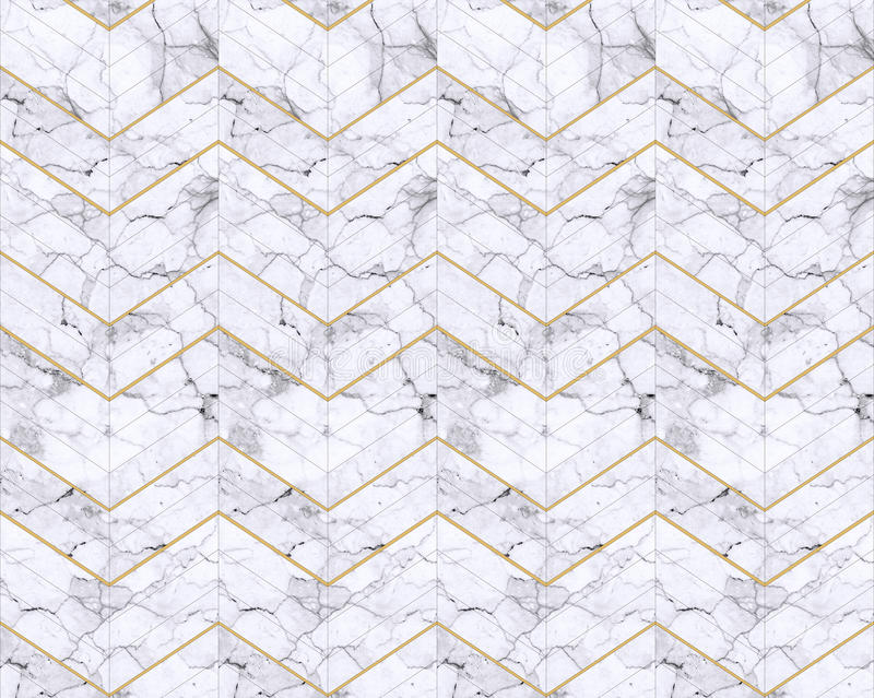 Chevron zigzag marble patterned background black and white. Chevron zigzag marble patterned wall for design. pattern for background or skin luxurious product royalty free stock photography
