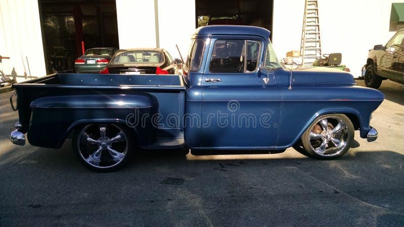 54 Chevy fotografia de stock