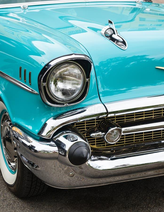 chevy 1957 zdjęcie royalty free