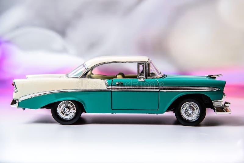 Chevy Bel Air Dreams Two 1956 stockfotos