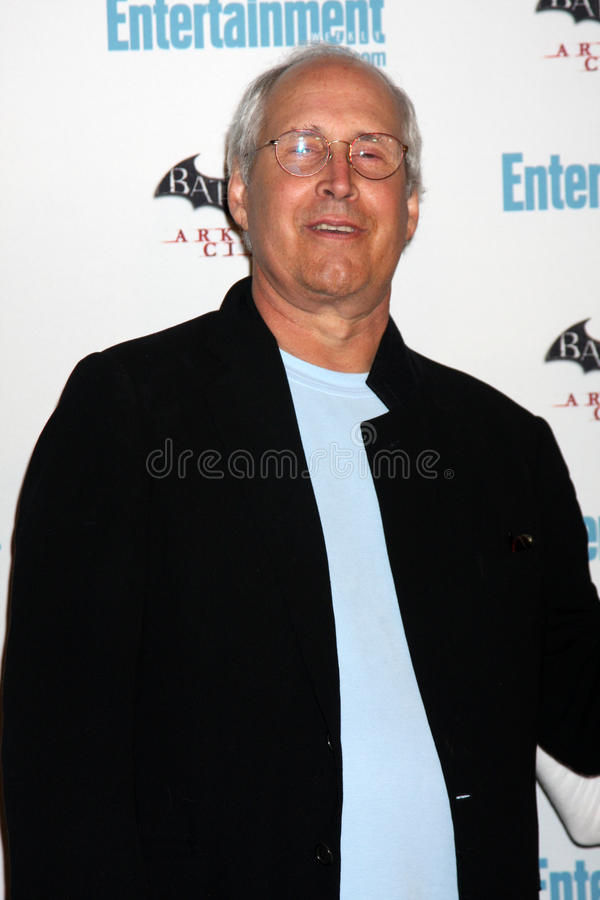 Chevy Chase Editorial Photo