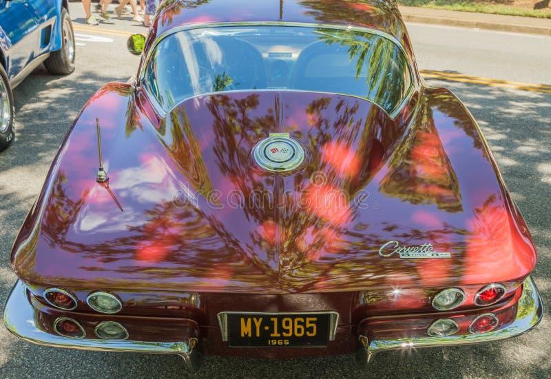 Chevy Corvette 1965 photo libre de droits