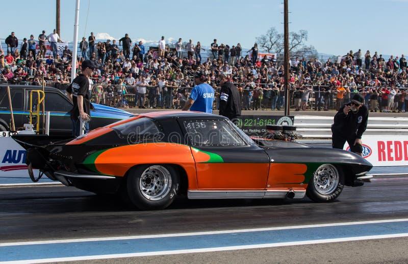 Chevy Corvette photographie stock libre de droits