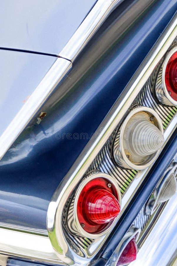 Chevy Impala 1961 lizenzfreie stockfotografie