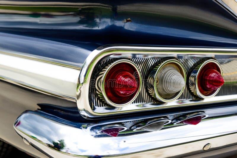 Chevy Impala 1961 lizenzfreie stockfotos