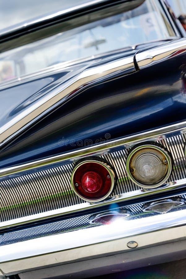 Chevy Impala 1961 lizenzfreies stockbild