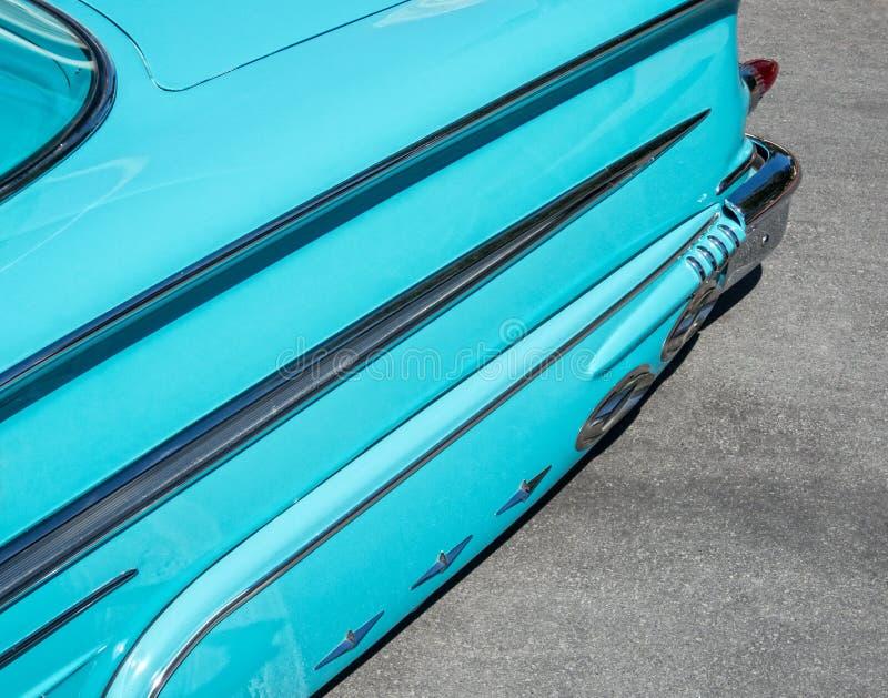 1958 Chevy Impala zdjęcie royalty free