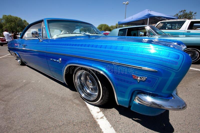 1966 Chevy Impala Custom Paint royalty free stock photos