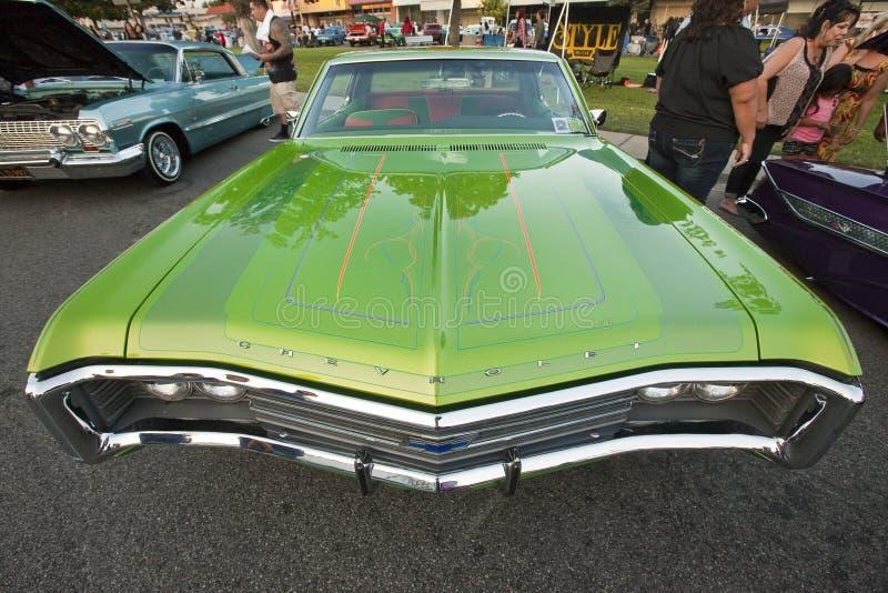 1969 Chevy Impala stock photos