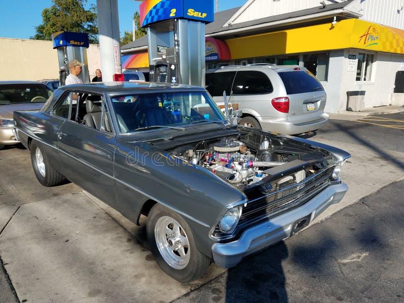 Chevy Nova fotos de stock royalty free