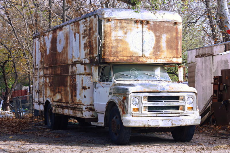 Download Chevy Truck stock photo. Image of chevrolet, broken, abandoned - 13118788