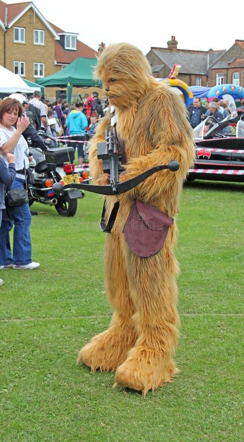 Chewbacca стоковое изображение