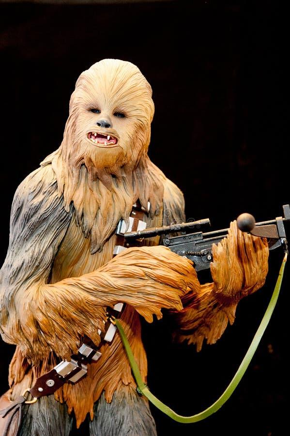 Chewbacca στοκ εικόνες