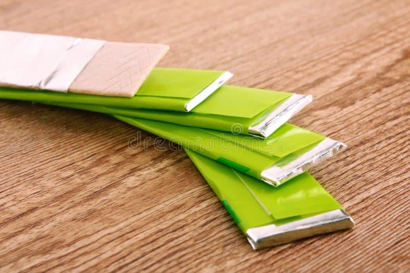 Chewing-gum image libre de droits