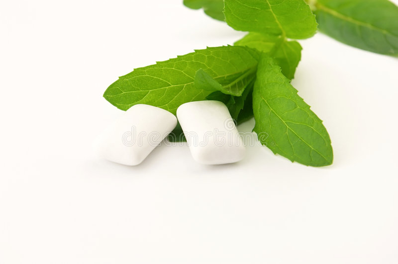 Chewing-gum stock photography