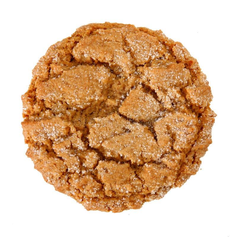 chewy имбирь печенья стоковое изображение rf