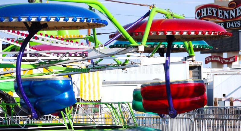 Cheyenne Carnaval stock afbeelding