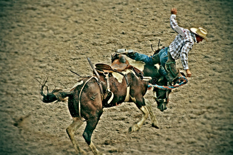 Cheyenne Frontier Days stock photo