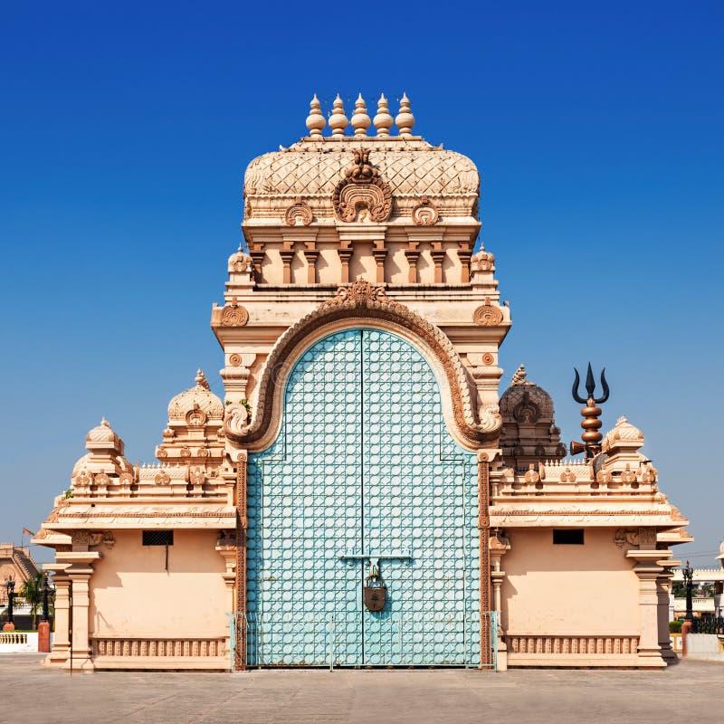 Chhatarpurtempel royalty-vrije stock afbeeldingen