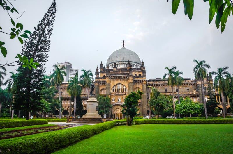 Chhatrapati Shivaji Maharaj Vastu Sangrahalaya, музей Принца Уэльский, Мумбай, Индия стоковые изображения rf