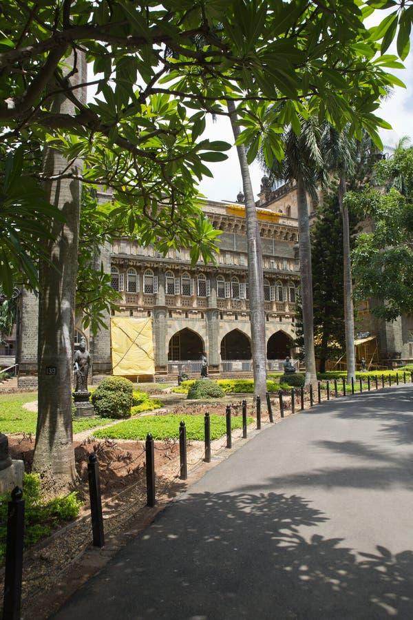 Chhatrapati Shivaji Maharaj Vastu Sangrahalaya imagenes de archivo
