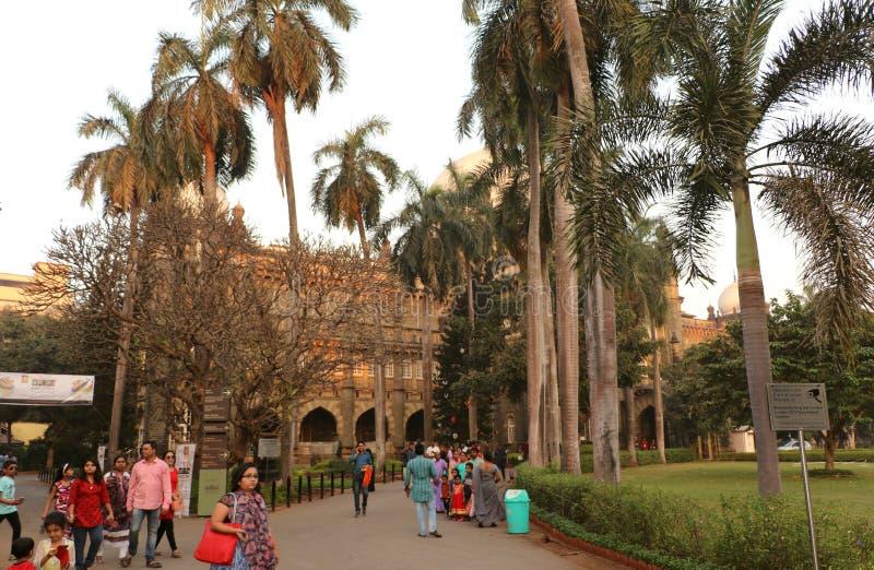 Chhatrapati Shivaji Maharaj Vastu Sangrahalaya, Bombay fotografía de archivo