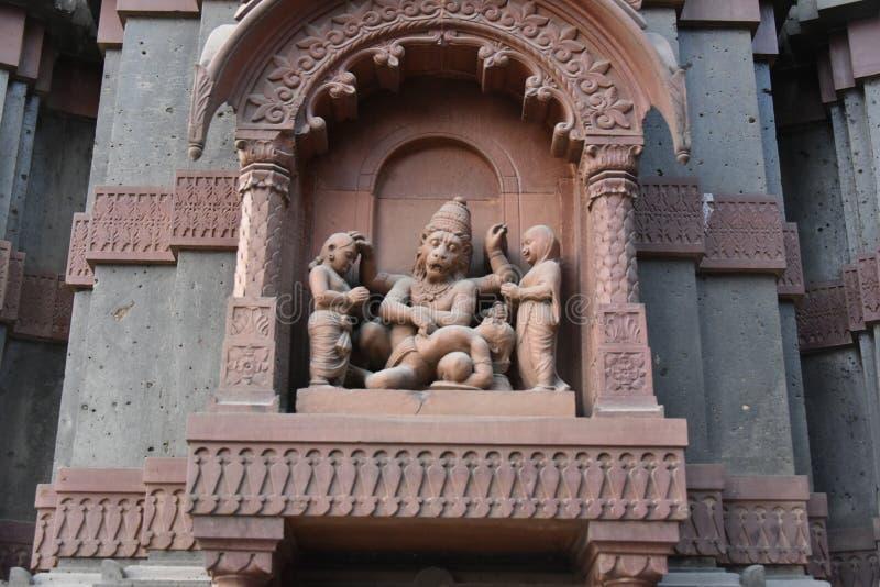 Chhatri de Krishnapuri, Indore Madhya Pradesh foto de archivo libre de regalías