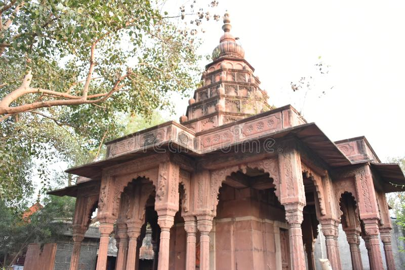 Chhatri Krishnapuri, Indore Madhya Pradesh στοκ εικόνες με δικαίωμα ελεύθερης χρήσης