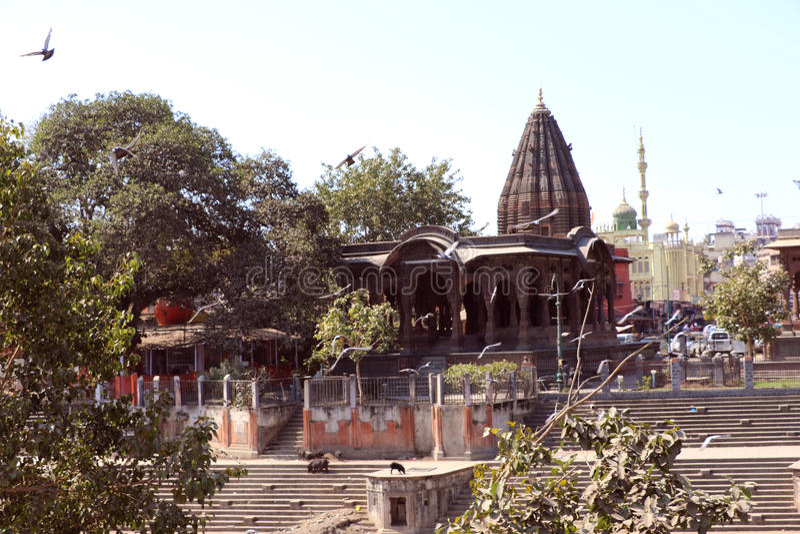 Chhattrisen av Indore arkivfoton