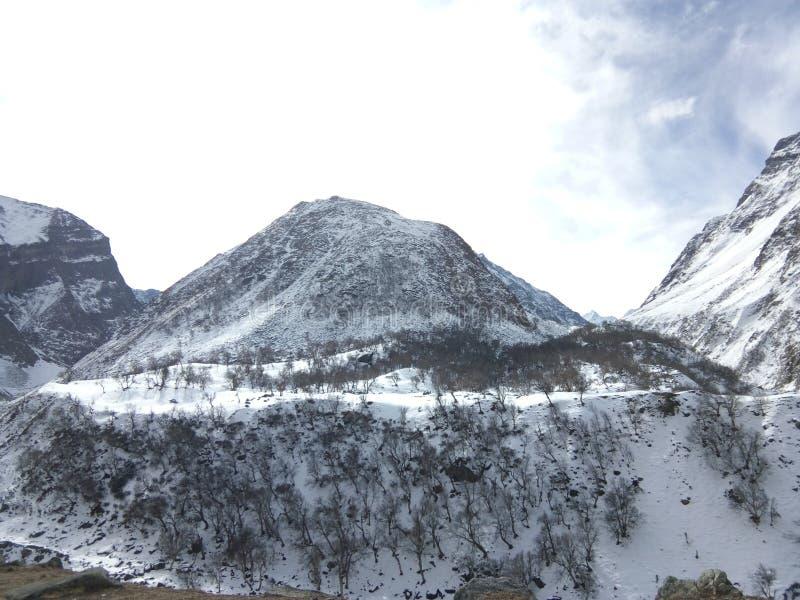 Chhitkul kinnaur Himachal stock fotografie
