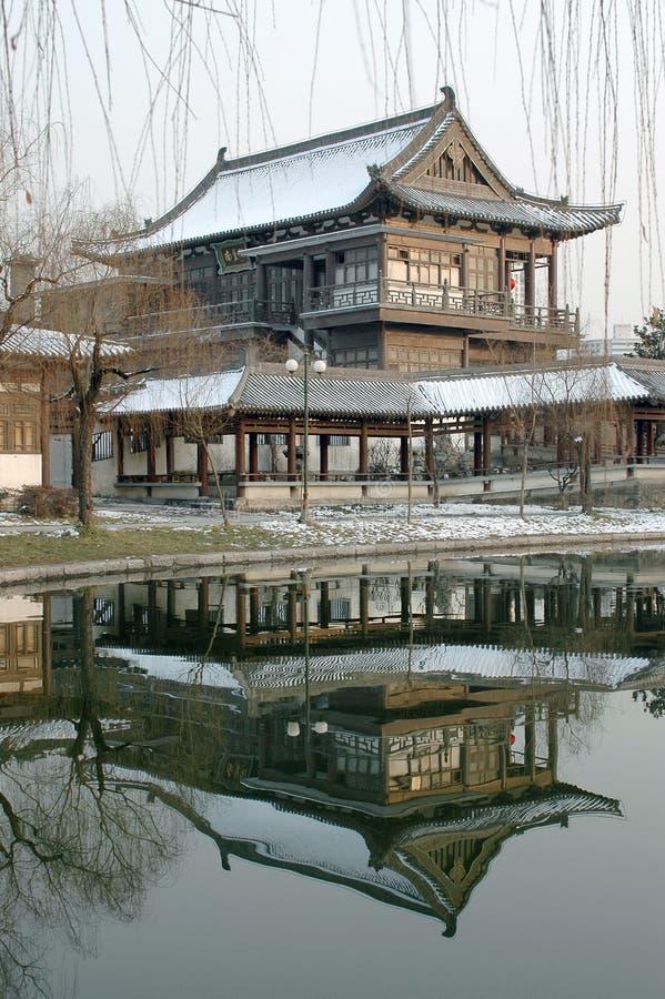 chińczycy architektury fotografia royalty free