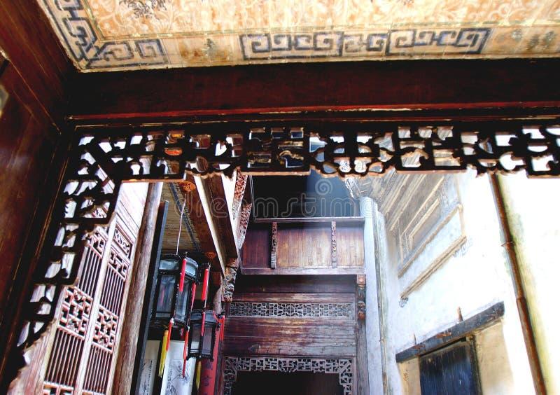 chińczycy budynku. obraz stock