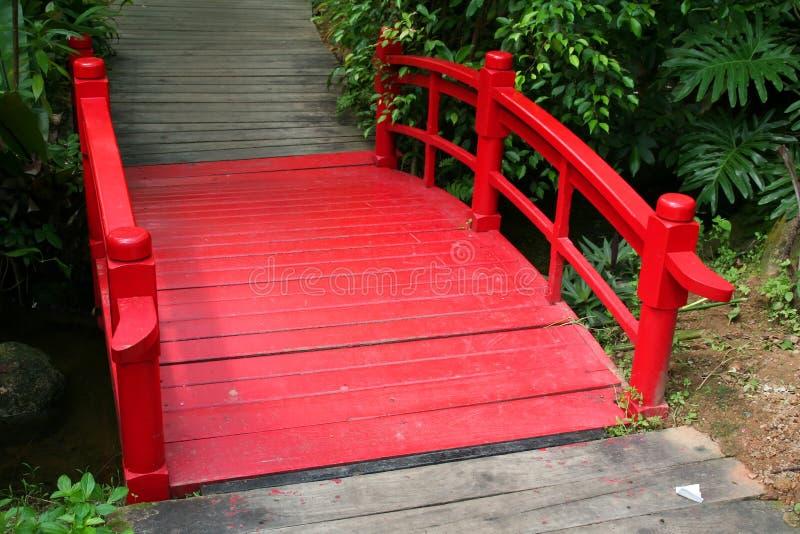 chińczycy mostu obrazy stock