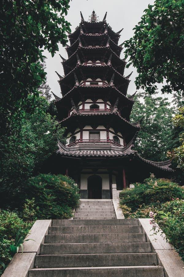 Chińczyk basztowy Nanjing obraz stock