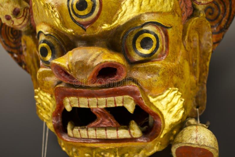 Chińczyk maska zdjęcie royalty free