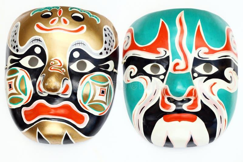 chińczyk maska fotografia royalty free
