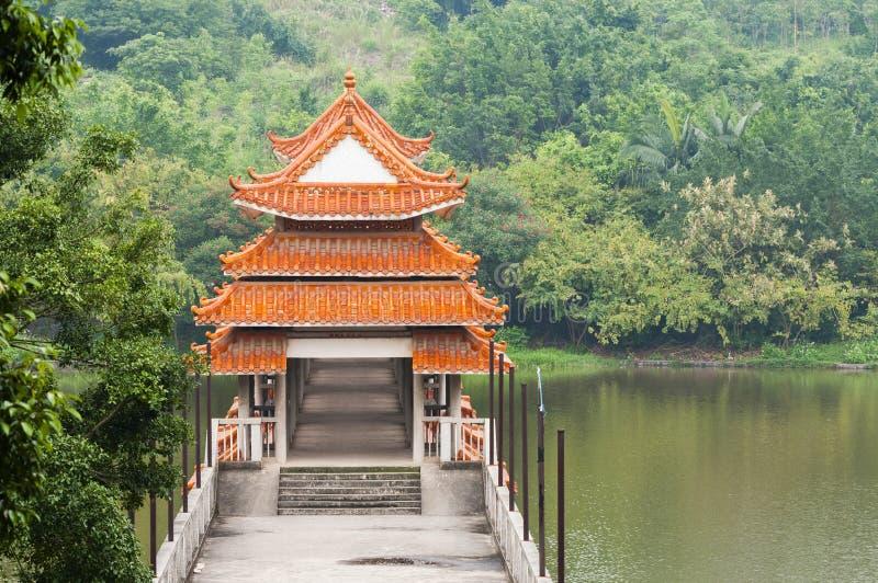 Chińczyka ogród zdjęcie royalty free