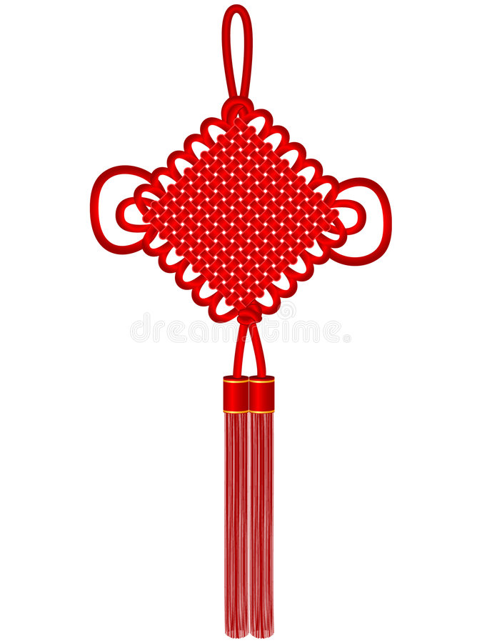 chińczyka target22_0_ tradycyjny royalty ilustracja