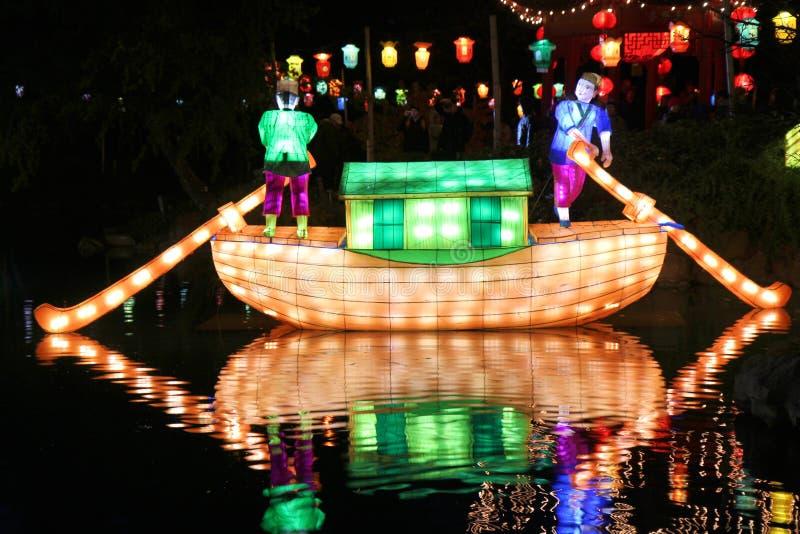 chińscy fishers obraz royalty free
