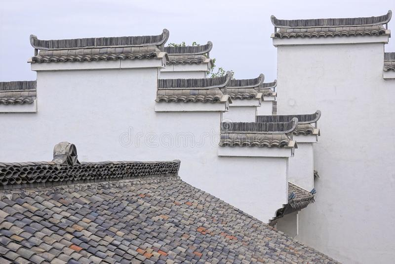 chińscy okapy obraz stock