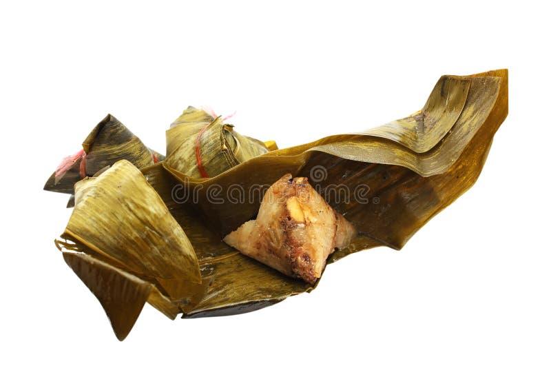 chińscy tamales fotografia stock