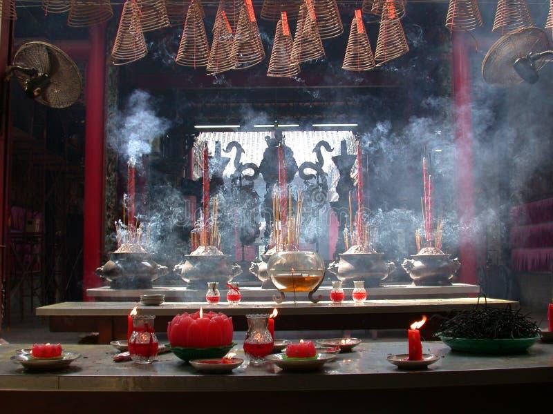 Download Chińska świątyni zdjęcie stock. Obraz złożonej z oriental - 37536