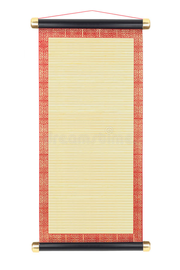 Chińska Bambusowa ślimacznica zdjęcia royalty free