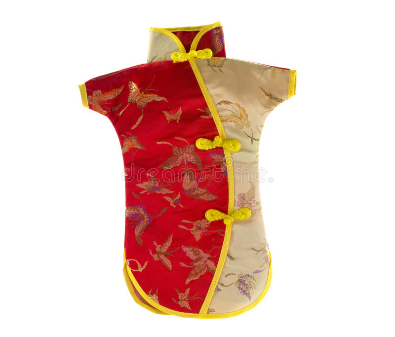 Download Chińska butelki grzałka zdjęcie stock. Obraz złożonej z kwiaty - 28970296