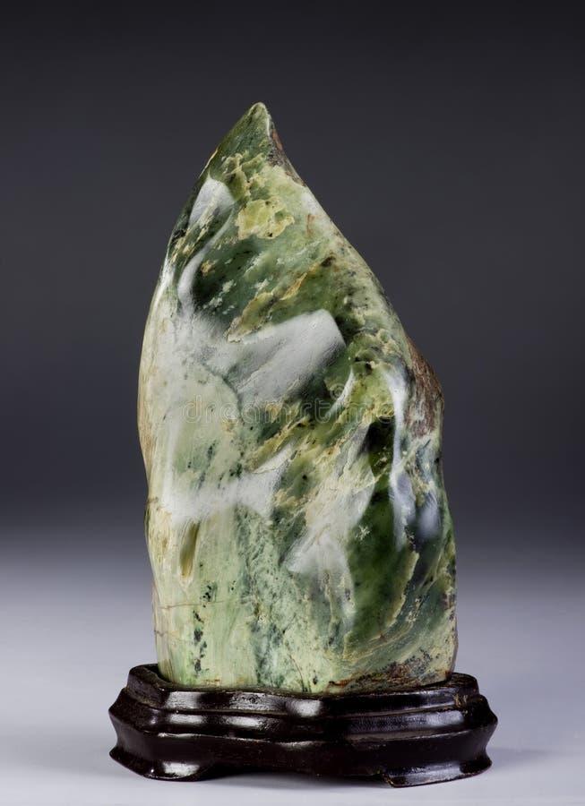 Chińska chabetów uczonym skała obrazy royalty free