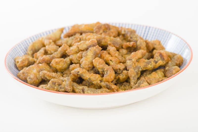 Chińska Crispy wołowina obrazy royalty free
